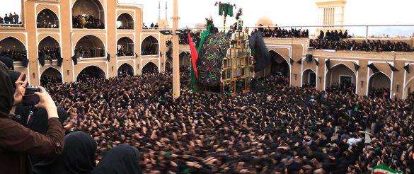 Muharram in Iran