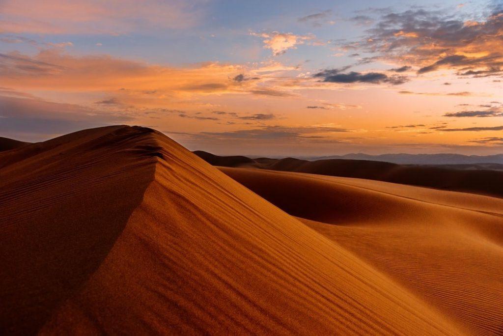Dasht-e Kavir - Iran desert