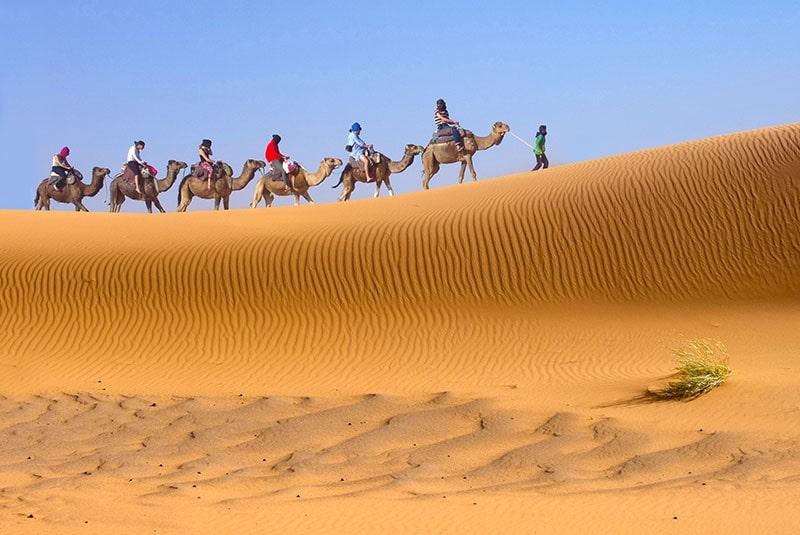 Mesr desert - Iran desert