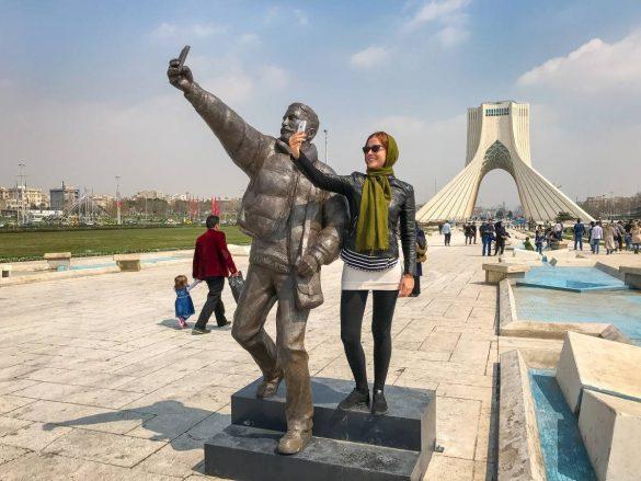 Traveling Iran
