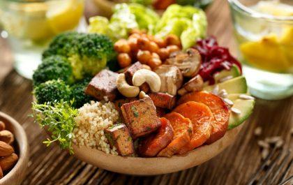 Vegetarian restaurants in Tehran