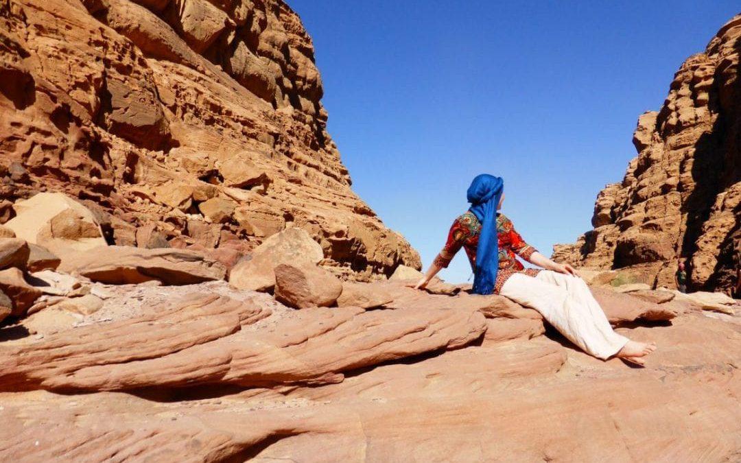 Solo Female Traveler in Iran: is it Safe?