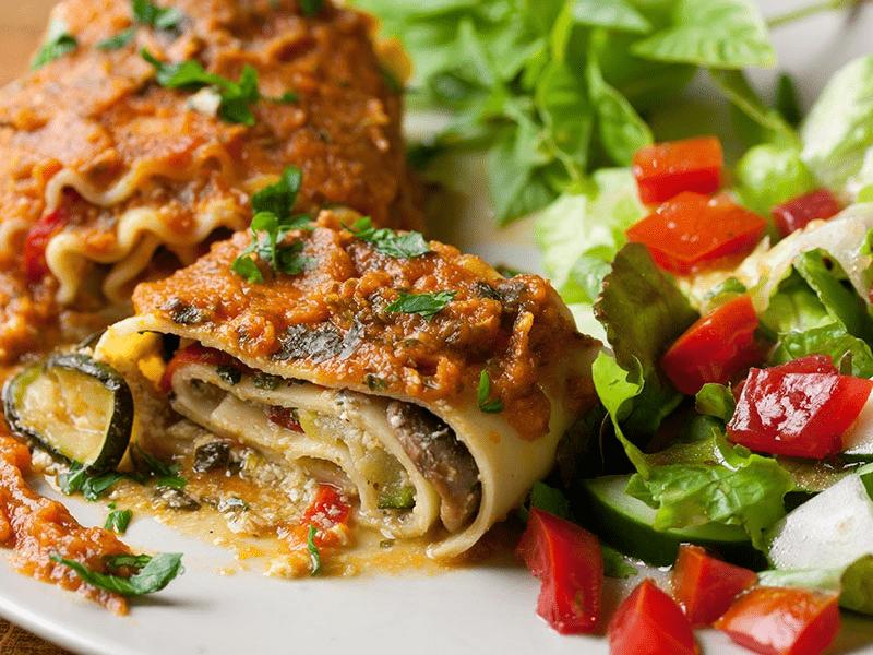 Top Tehran vegeterian restaurants