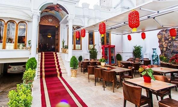 China Great Wall Restaurant