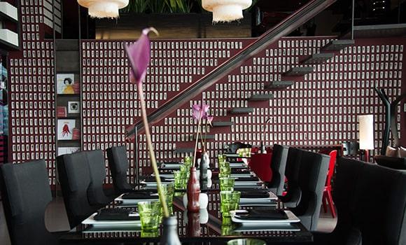 Parkway Chinese restaurants in Tehran