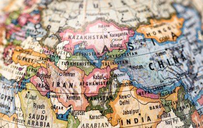 relationships between China and Iran