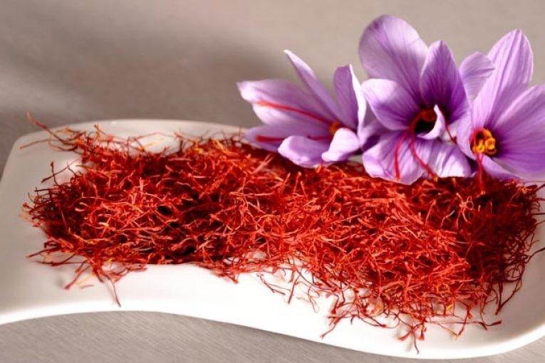 Saffron - Souvenirs shopping in Iran
