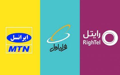 Mobile Phone Operators in Iran