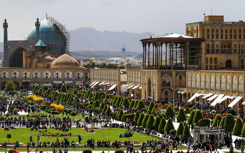 Naqsh-e Jahan Square – A Masterpiece from History of Iran