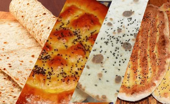 Bread in Iran – Iran, the Land of Delicious Breads