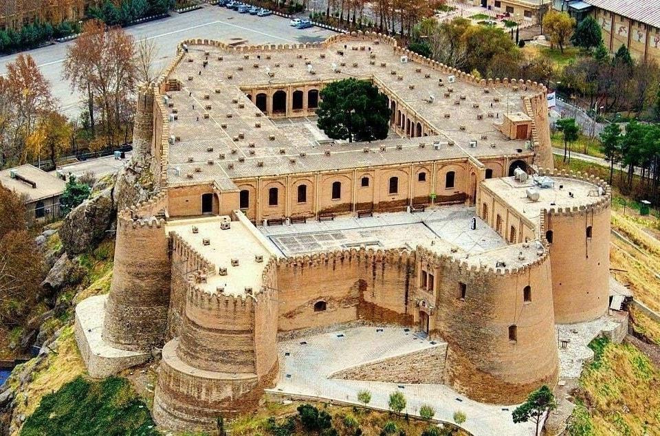 Falak-ol Aflak Castle