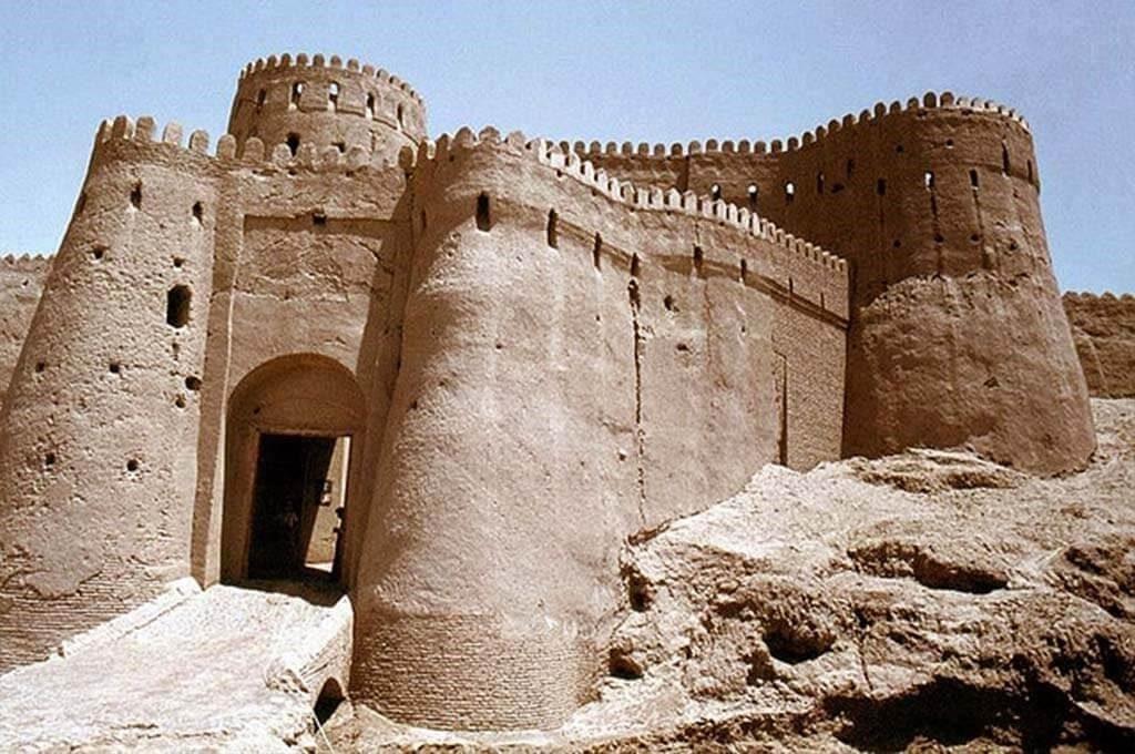 Ancient Bam citadel