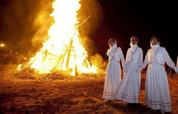 Persian ritual