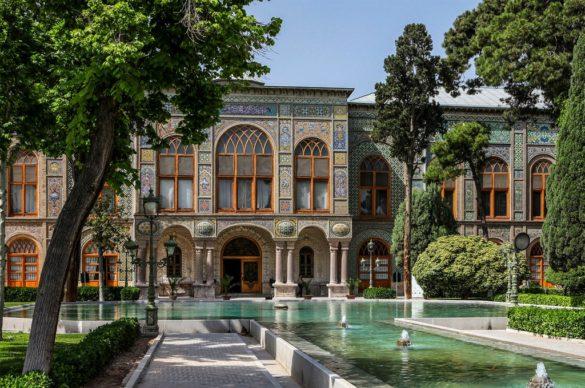 old houses in Tehran