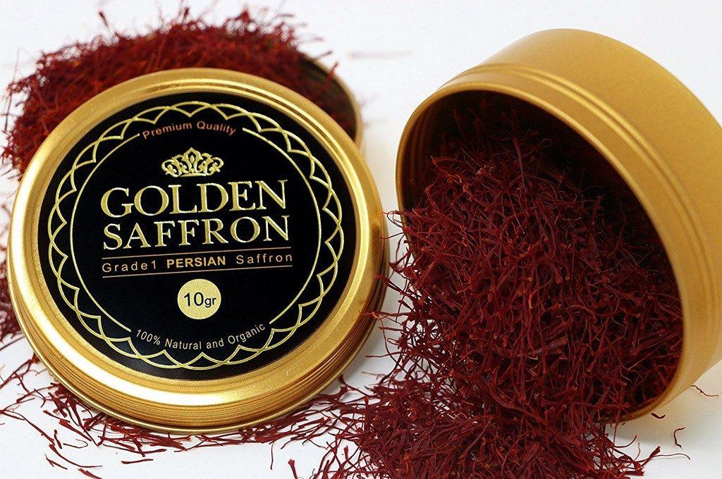 golden saffron