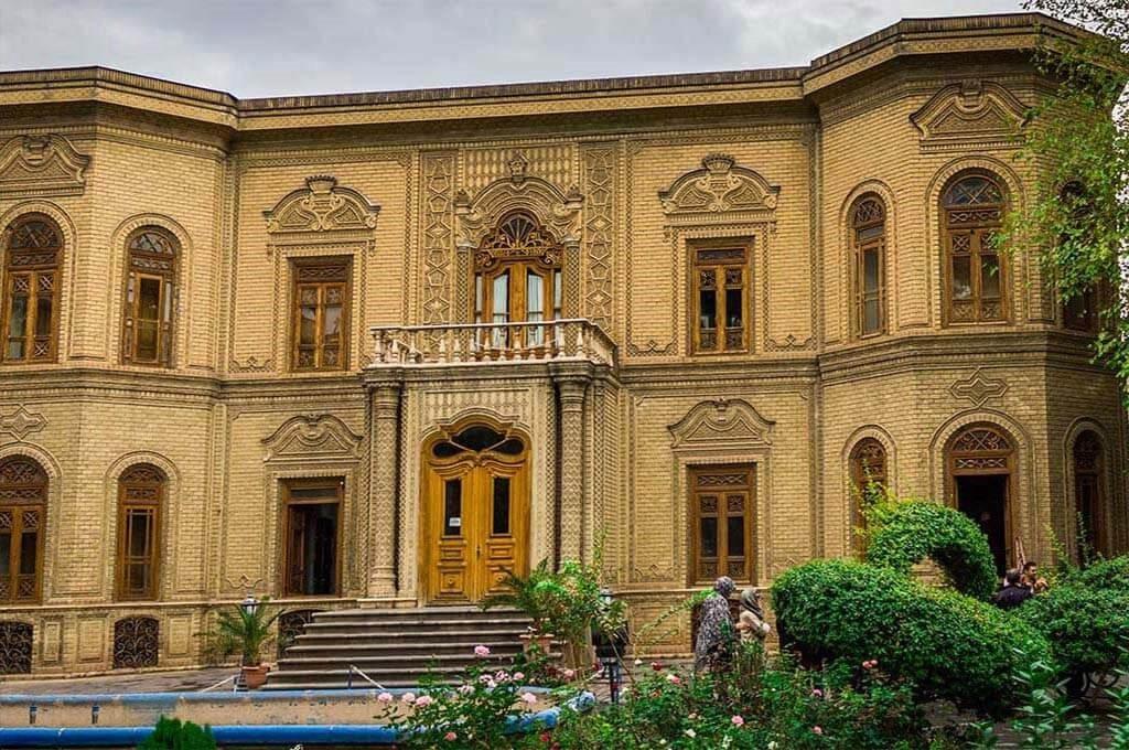 Abgine Museum, Tehran Museums