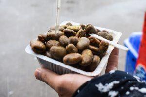 Tehran Street Food, Baghali Pokhteh