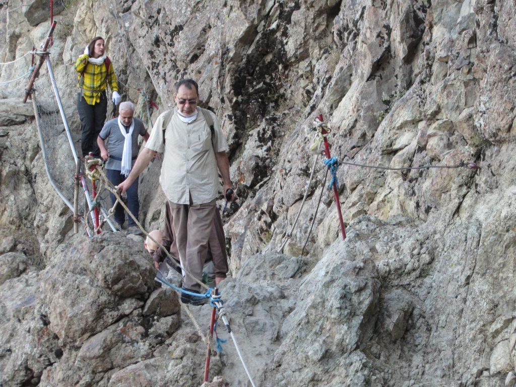 Darband Mountain Climbers