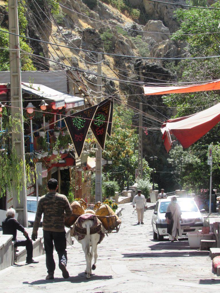 Darband Tehran, Sarband Square