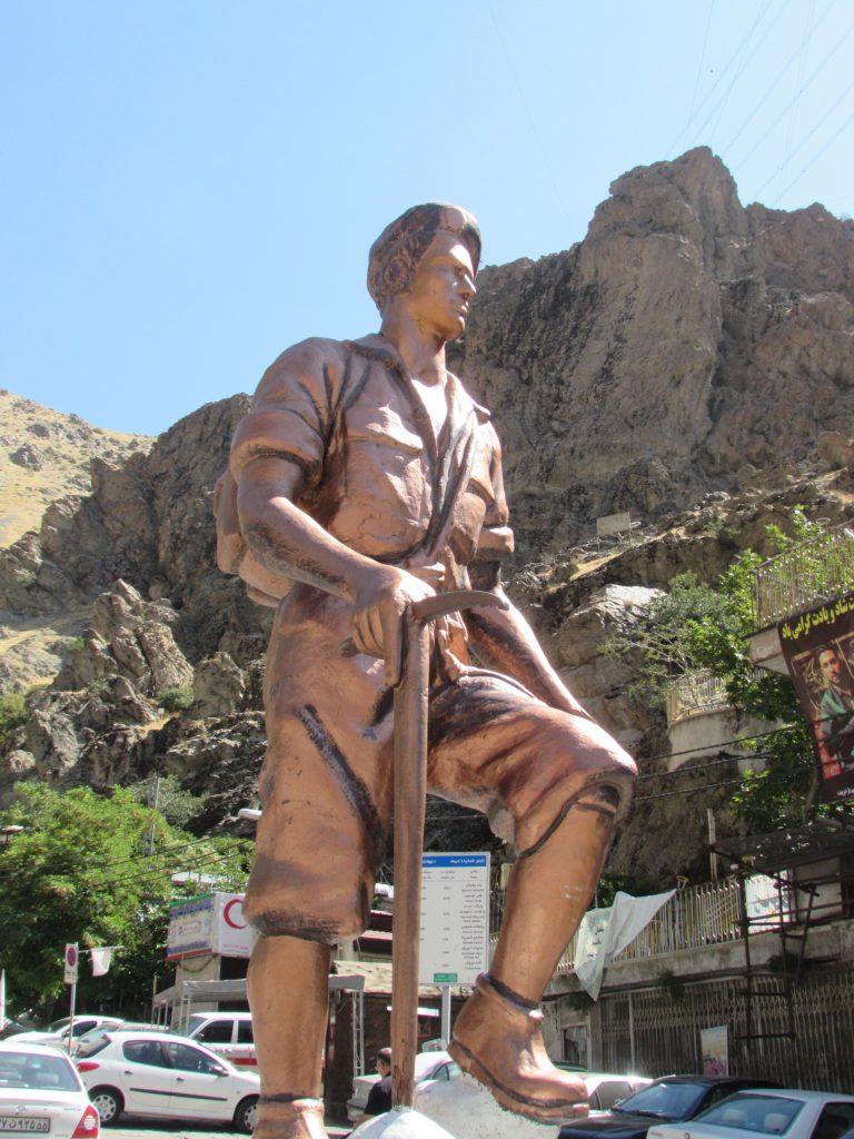 Darband Statue