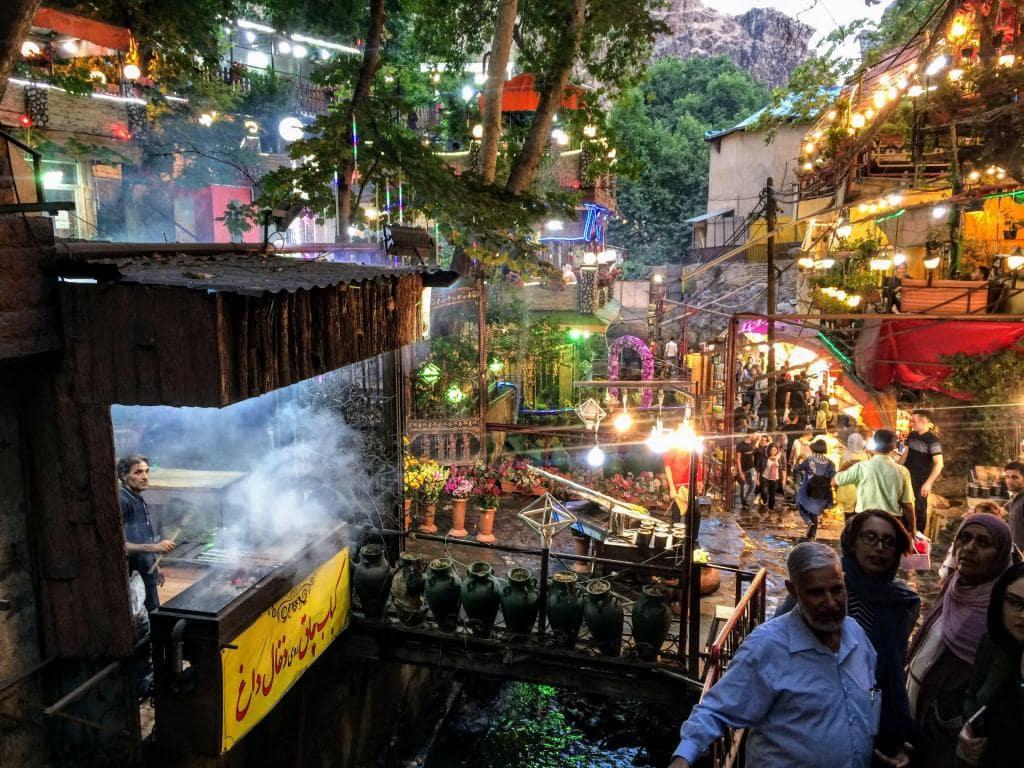 Darband Tehran
