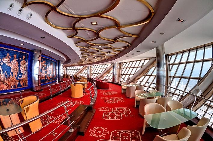 Milad Tower Revolving Restaurant