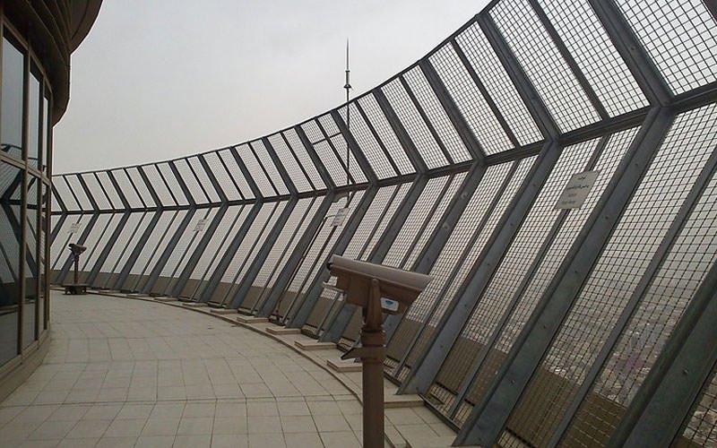 Milad Tower Observation Deck
