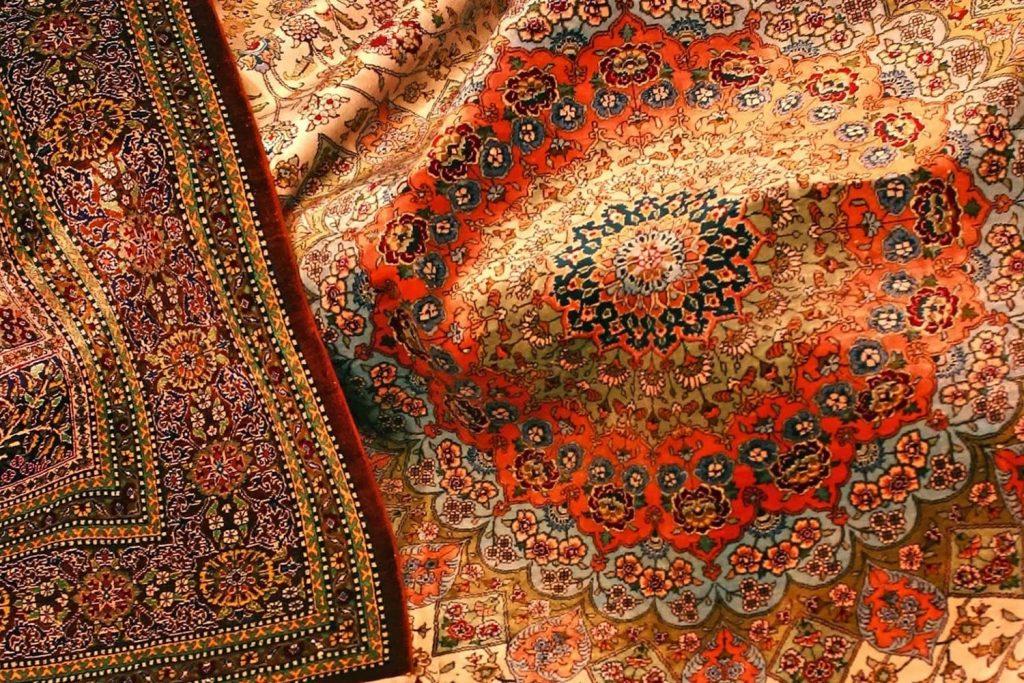 Persian Carpet - Tehran Souvenirs