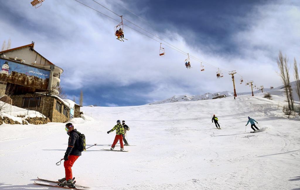 Shemshak Ski Resort, Iran Ski Tours