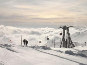 Tochal Tele-Cabin, Tochal Gondola, Tehran Tochal Ski Resort