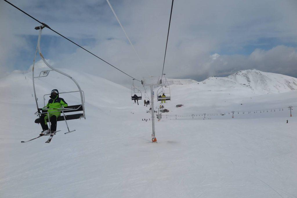 Iran Ski Tours, Shemshak Ski Resort