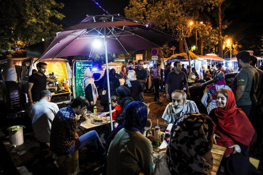 Tehran Street Food: 30 Tir