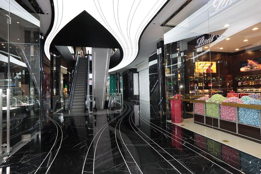 Tehran Melal Mall - Tehran Shopping Malls