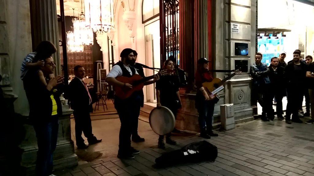 Tehran Street Music