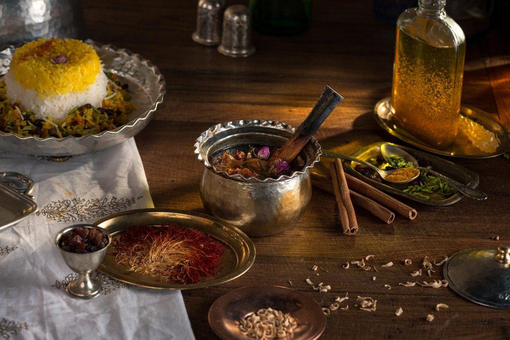 Tehran Restaurants and Cafés: Hestooran