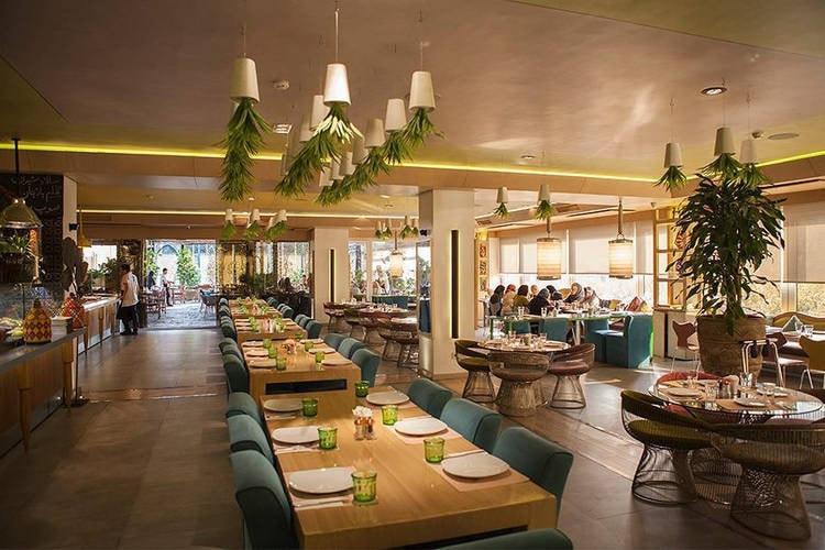 Tehran Restaurants and Cafés: Kubaba