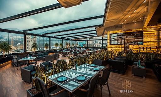 Top Ten Tehran Restaurants and Cafés