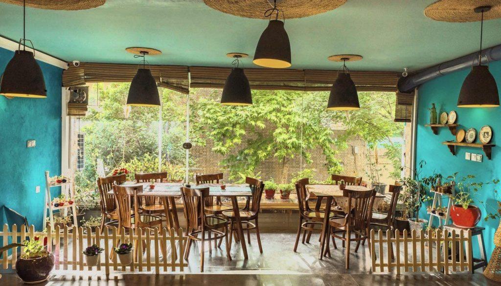 Tehran Cozy Cafés