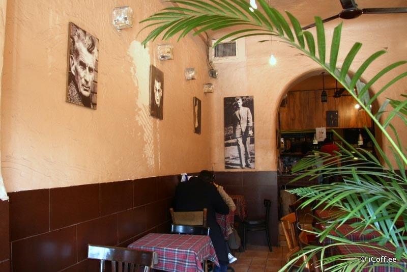 Cafés in Tehran