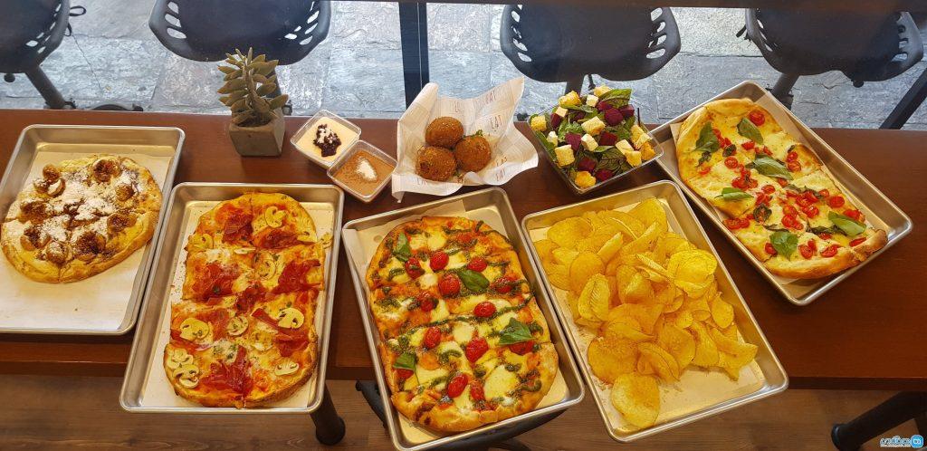 Pizza in Tehran