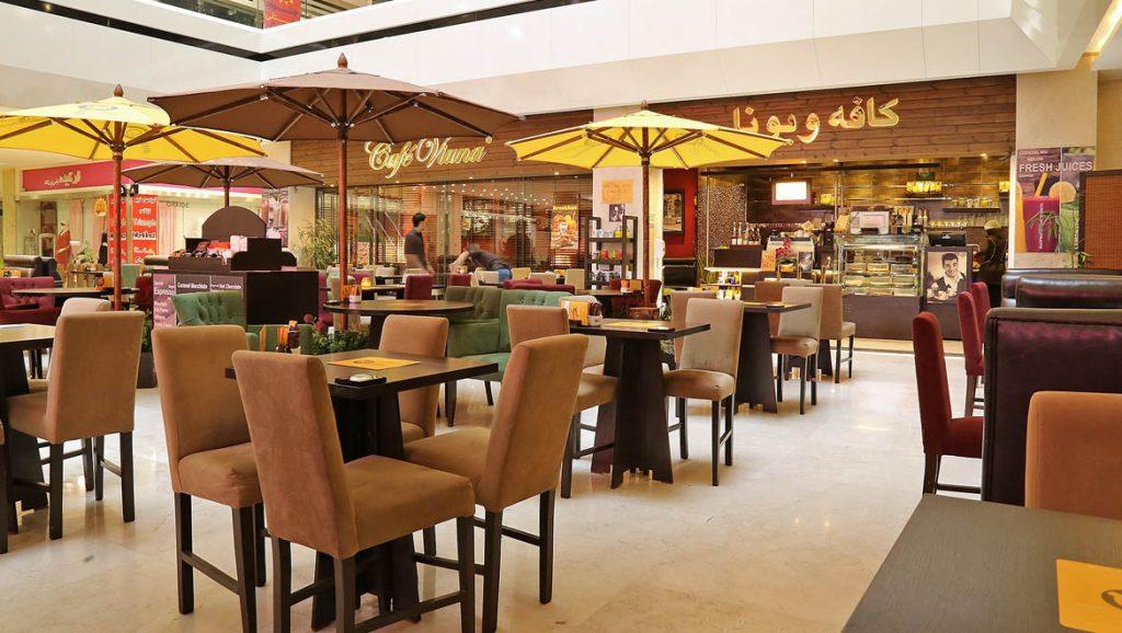 Tehran Chain Cafés: Viuna