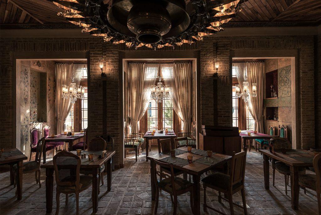 Top Ten Tehran Restaurants