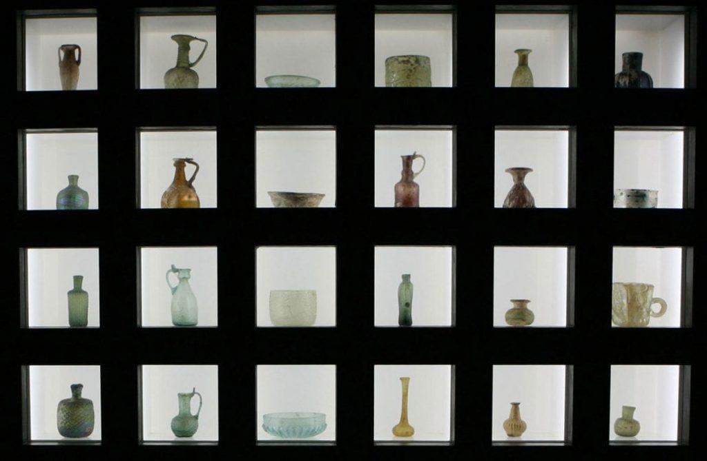 Glass and Ceramics, Abgineh Museum