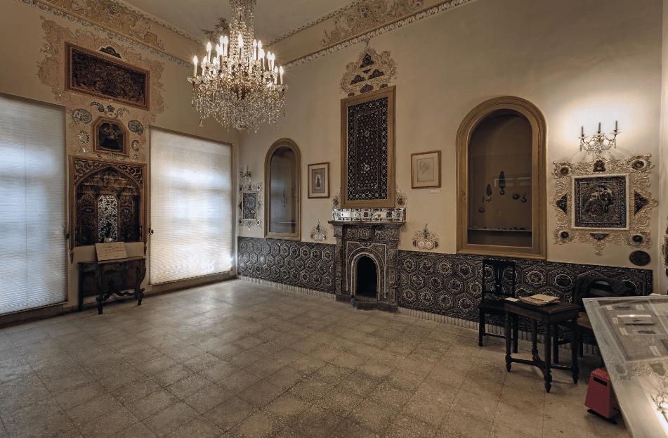 Tehran Moghadam Museum