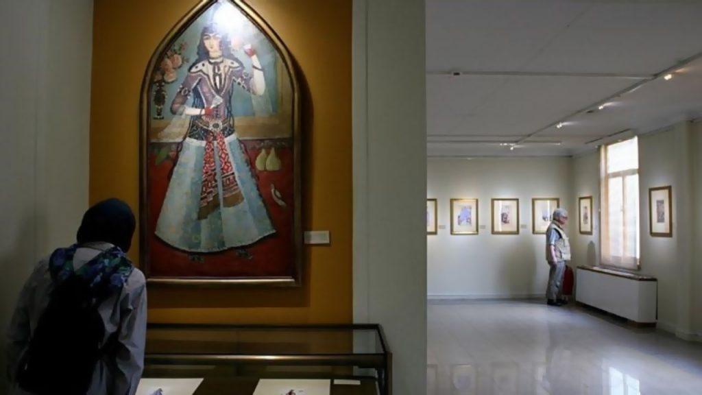 Tehran Museums, Reza Abbasi Museum