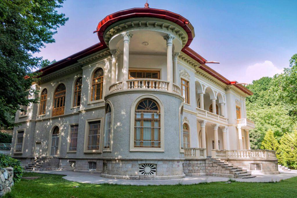Saadabad Palace Complex Tehran
