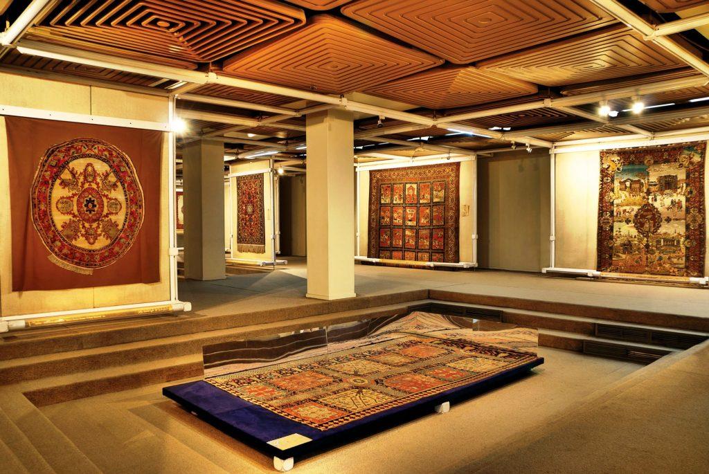 National Carpet Museum Tehran