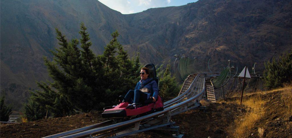 Tochal Alpine Coaster, Tochal Coaster, Tochal Sledge
