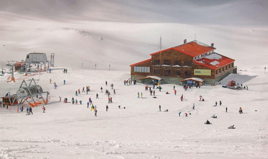 Tochal Complex Ski Resort, Tochal Hotel