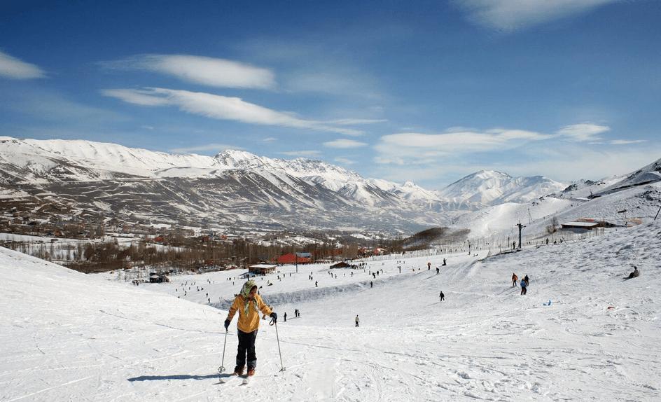 Abali Ski Resort, Tehran Ski Resorts, Iran Ski Resorts, Skiing in Iran